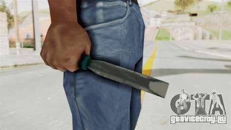 Liberty City Stories - Chisel для GTA San Andreas третий скриншот