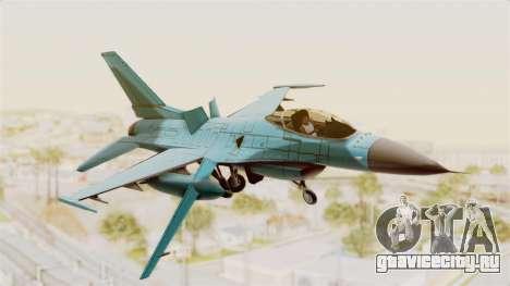 F-16 Fighting Falcon Civilian для GTA San Andreas