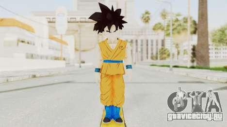Dragon Ball Xenoverse Gohan Teen DBS SJ v2 для GTA San Andreas второй скриншот