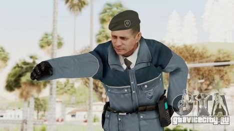 Bourne Conspirancy Zurich Police v2 для GTA San Andreas
