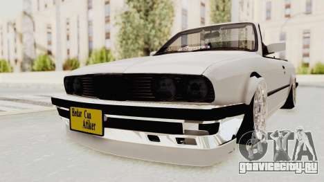 BMW 316i E30 для GTA San Andreas