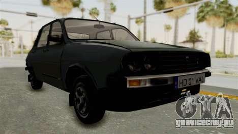 Dacia 1310 Funingi Taraneasca для GTA San Andreas вид справа