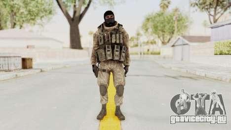 COD MW2 Shadow Company Soldier 3 для GTA San Andreas второй скриншот