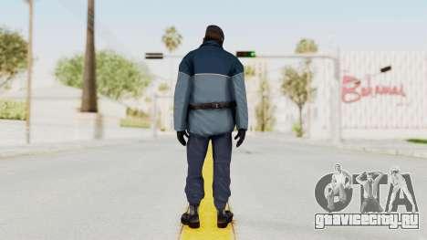 Bourne Conspirancy Zurich Police v2 для GTA San Andreas третий скриншот