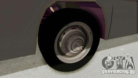 JGB Dranoga Agrale для GTA San Andreas вид сзади