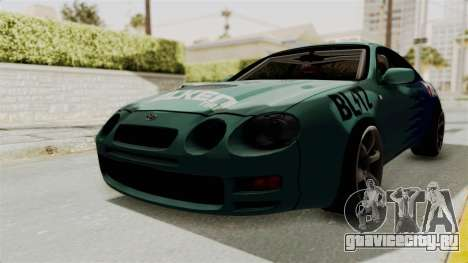 Toyota Celica GT Drift Falken для GTA San Andreas
