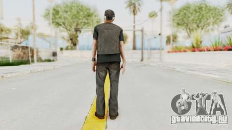 Alan Wake - Tor Anderson для GTA San Andreas третий скриншот