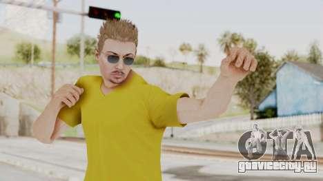 Skin from GTA 5 Online для GTA San Andreas