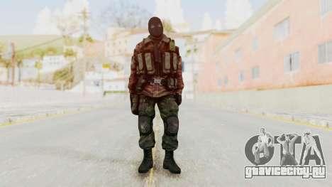 Battery Online Russian Soldier 8 v2 для GTA San Andreas второй скриншот