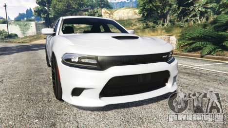 Dodge Charger SRT Hellcat 2015 v1.3 для GTA 5
