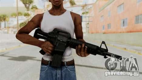 Liberty City Stories M4 для GTA San Andreas