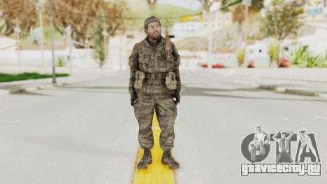COD BO SOG Woods v1 для GTA San Andreas второй скриншот
