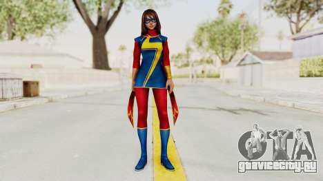 Marvel Future Fight - Kamala Khan для GTA San Andreas второй скриншот