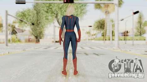 Spider-Girl для GTA San Andreas третий скриншот