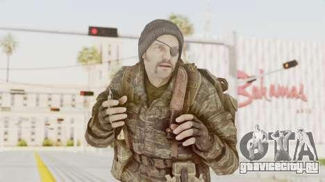 COD BO SOG Grigori Weaver для GTA San Andreas