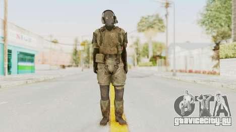 MGSV Phantom Pain Wandering MSF для GTA San Andreas второй скриншот