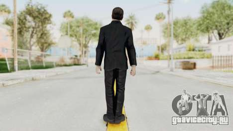 COD BO Nixon Anonymous для GTA San Andreas третий скриншот