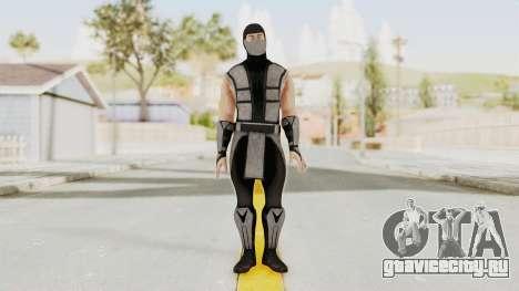 Mortal Kombat X Klassic Human Smoke для GTA San Andreas второй скриншот