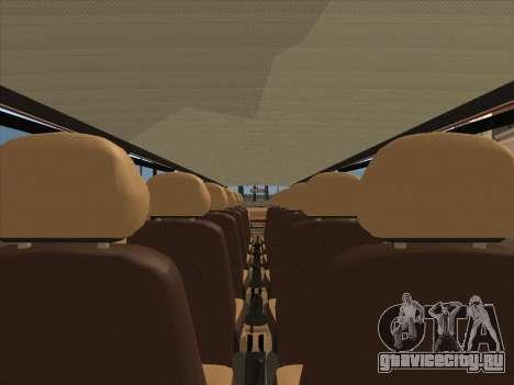 VAZ 2109 17-door для GTA San Andreas вид сзади слева