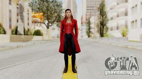 Captain America Civil War - Scarlet для GTA San Andreas второй скриншот