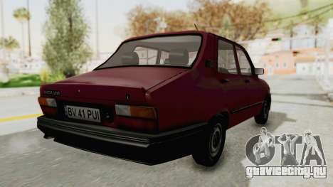 Dacia 1310L 1997 для GTA San Andreas вид слева