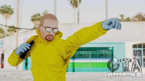 Walter White Heisenberg GTA 5 Style для GTA San Andreas