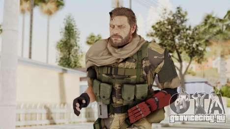 MGSV The Phantom Pain Venom Snake Sc No Patch v2 для GTA San Andreas
