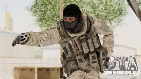 COD MW2 Shadow Company Soldier 3 для GTA San Andreas