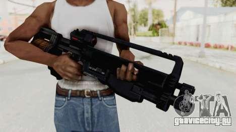 StA-52 Assault Rifle для GTA San Andreas третий скриншот