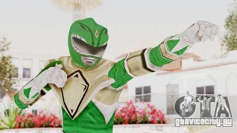 Mighty Morphin Power Rangers - Green для GTA San Andreas