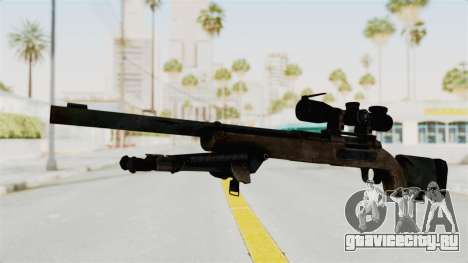 M24 Sniper Ghost Warrior для GTA San Andreas второй скриншот