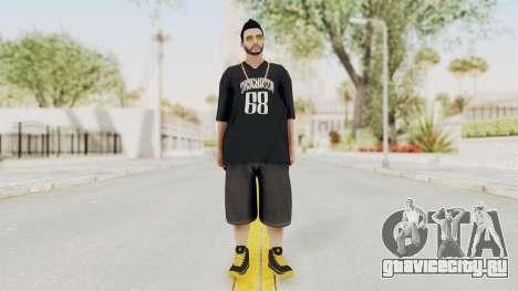 GTA 5 Online Male Skin 2 для GTA San Andreas второй скриншот