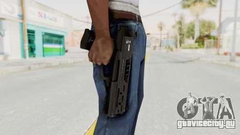 StA-18 Pistol для GTA San Andreas третий скриншот