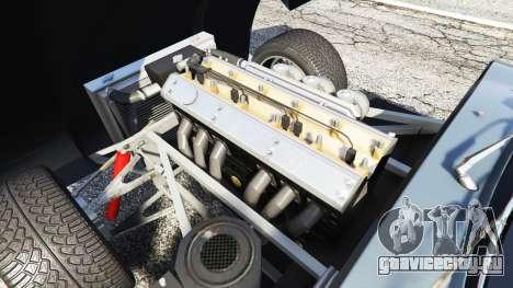Eagle Speedster 2012 для GTA 5 вид сзади справа