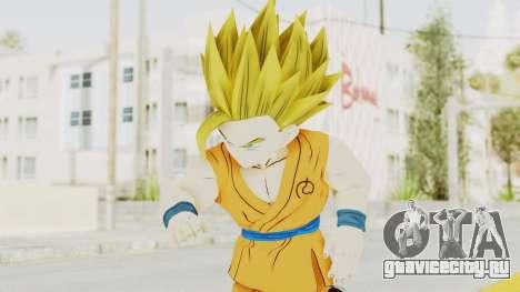Dragon Ball Xenoverse Gohan Teen DBS SSJ2 v2 для GTA San Andreas