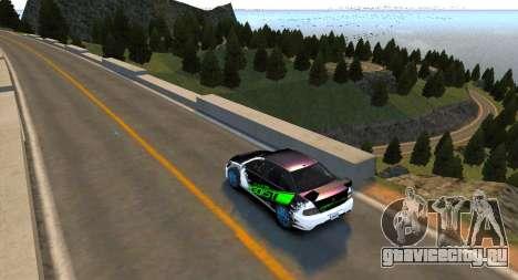 Памятник Холма Трек для GTA 4 второй скриншот