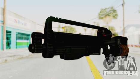 StA-52 Assault Rifle для GTA San Andreas