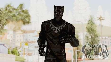 Marvel Future Fight - Black Panther (Civil War) для GTA San Andreas