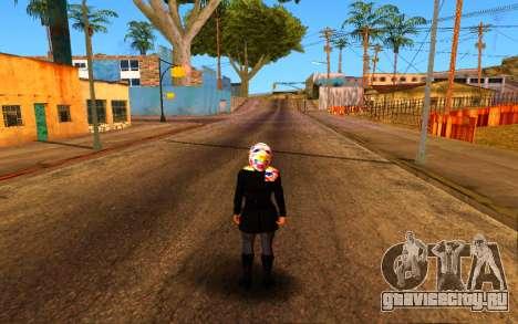 Iranian Girl для GTA San Andreas пятый скриншот