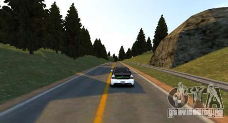 Памятник Холма Трек для GTA 4 третий скриншот