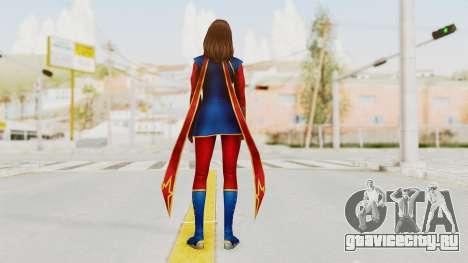 Marvel Future Fight - Kamala Khan для GTA San Andreas третий скриншот