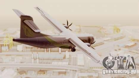 ATR 72-500 MASwings для GTA San Andreas вид слева