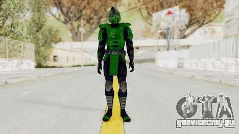 Cyber Reptile MK3 для GTA San Andreas второй скриншот