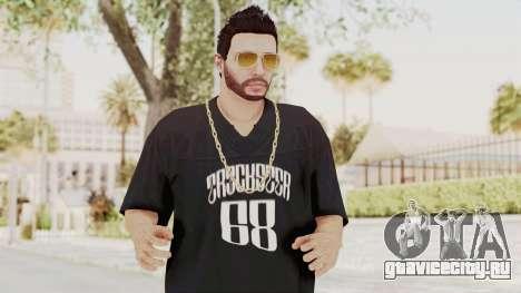 GTA 5 Online Male Skin 2 для GTA San Andreas