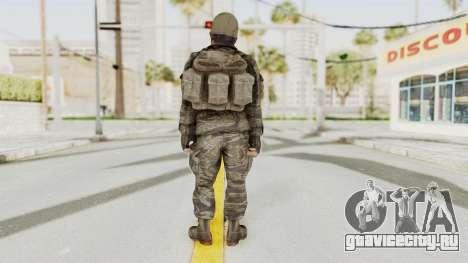 COD BO SOG Woods v2 для GTA San Andreas третий скриншот