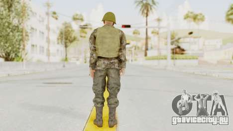 MGSV The Phantom Pain Soviet Union VH Sleeve v2 для GTA San Andreas третий скриншот