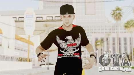 Swagger Boy Retex 1 для GTA San Andreas