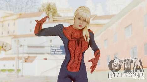 Spider-Girl для GTA San Andreas