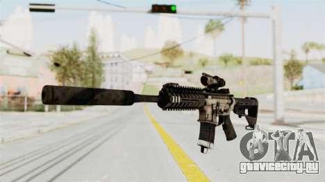 P416 Silenced для GTA San Andreas второй скриншот