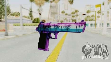 Vice Desert Eagle для GTA San Andreas